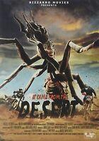 It Came From The Desert, DVD italiano nuovo sigillato