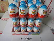 3X-Kinder Joy with Surprise Eggs in Toy & Chocolate For boys US Seller