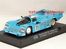 SICA34a Slot.it Porsche 962 C 85 - Le Mans 1987 - Fouche, Konrad, Taylor - New