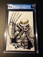 Teenage Mutant Ninja Turtles TMNT #97 Mike Vasquez Variant CGC 9.6 NM+