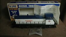 New in Box K-LINE  -  O SCALE - TCA FREIGHT ENGINE NO. 2 MP-15   # K2222