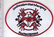 Hot Shot Wildland Fire Crew USFS BLM Utah Southeastern Interagency Fire Manageme