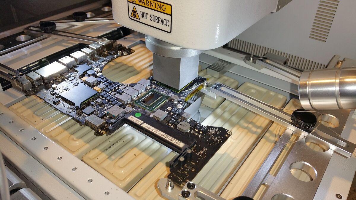 Macbook Laptop Repair
