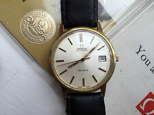 OMEGA Not Water Resistant Wristwatches with Date Indicator