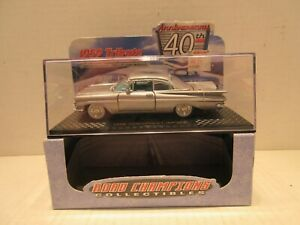 1999 Road Champions 1/43 Scale 1959 Chevy Impala Authentic Diecast Replica