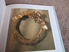 Wreath Making Ideas Instructions Create DIY Seasonal Pretty Year round