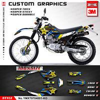 MX Graphics Decal for Yamaha Serow XT225 1997 1998 1999 2000 2001 2002 2003 2004