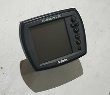 Garmin Fishfinder 250 Fish Finder Sonar Replacement Head Unit