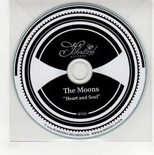(GG309) The Moons, Heart And Soul - 2014 DJ CD