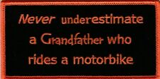 Never Underestimate a Grandfather Patch