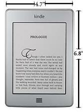 Amazon Kindle Touch (4th Gen) 4GB, Wi-Fi, ,   **VERY GOOD COND**   **FREE CASE**