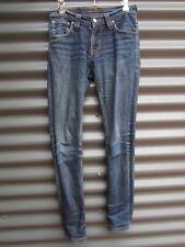 Nudie Blue Jeans Size 25 32