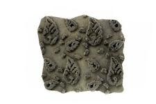 TAMPON BOIS A BATIK ANCIEN TEXTILE INDE NEPAL  NP17A2