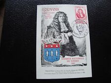 FRANCE - carte 1er jour 15/3/1947 (journee du timbre) (cy92) french