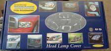 Headlight Cover Putco 401270 fits 07-13 Jeep Wrangler FAST SHIPPING!!!