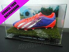 ✺Signed✺ ALESSANDRO DEL PIERO Boot PROOF COA Sydney FC Italy Juventus