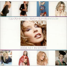 Kylie MINOGUE	Ultimate Kylie RARE JAPAN PROMO	CD	Parlophone ‎– PCD-3036	2004