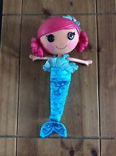 "Lalaloopsy doll coral mermaid doll 13"" Height"
