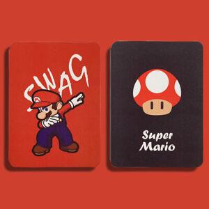 """For iPad 10.2"""" 8th 2020 9.7"""" 6th 5th Air 2 Mini 1 2 3 Cartoon Case Wallet Cover"""