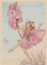 "Cross Stitch Fairy ""Almond Blossom""- COMPLETE KIT #8-407/15 (Large Print)"