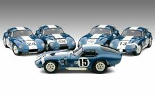 1964-65 Cobra Daytona Winner Saga collection Exoto blue / bleu 1/18 (new)