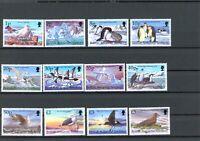 Brit. Antarktis Geb. MiNr. 276-87 postfrisch MNH Vögel (Vög3145