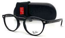 Ray Ban RX5283 Black 2000 Polished Black 49mm Eyeglasses RB5283