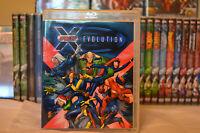 X-men Evolution The Complete Series Blu-ray Set
