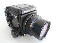 Mamiya RZ67II (RZ 67 II) body & Z 65mm / f 4.0 W lens & 220 rollfilm holder