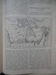 1900 Kanada Kanäle in Kanada Kanal