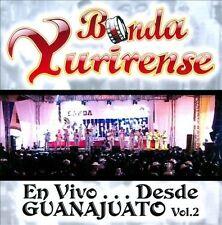 NEW En Vivio Desde Guanajuato 2 (Audio CD)