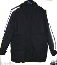 NEW WINTER COAT COLD WEATHER JACKET LINER BLACK SMALL