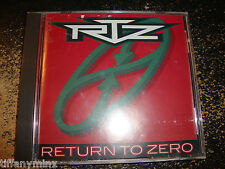 RTZ cd RETURN TO ZERO boston free US shipping