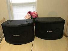 (2) Bose Panaray 802 Series III Speakers Great Condition