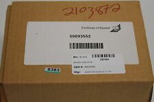 Endress + Hauser Flowtec PROMASS AMP  Amplifier 50093552 50060888 50094741 63 V4