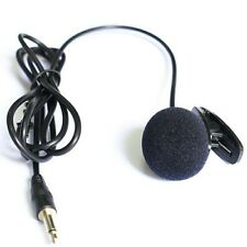 "Top Quality Cardioid Lapel Tie Clip-on Lavalier Condenser Microphone 1/8""(3.5mm)"