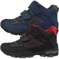 GEOX J Buller B ABX E Junior Schuhe Kinder Outdoor Boots Sneaker J949WE0MEFUC