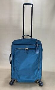Used Tumi Voyageur Super Leger International Carry-On Spinner Suitcase 484660TL