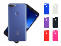 "TC Case Cover Silicone Gel TPU Alcatel 1S (2019) (4G) 5.5"""