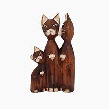 Figuras de dormitorio infantil de madera para el hogar