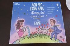 Men Are From Mars Women Are From Venus The Game For Guys And Girls
