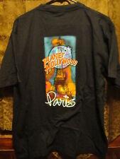 PLANET HOLLYWOOD PARIS FRANCE ~ Large ~ Vintage 1991 ~ Eiffel Tower ~ T Shirt