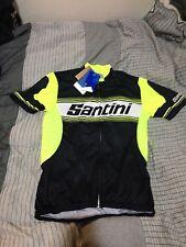 Santini Tau cycling jersey