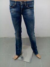 Jeans Liu Jo' Donna Taglia size 25 Pants Woman Pantalon Femme Cotone 8738