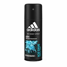 Adidas Ice Dive Deo Body Spray 4oz