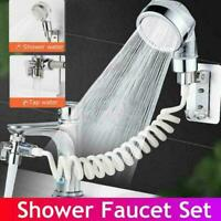 3 IN 1 Waschbecken Wasserhahn Sprühset Externe Wasserhahn F0C7 Dusche E0F8