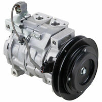 OEM Denso 447220-5980 AC Compressor & A/C Clutch For Hino Trucks New
