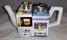 Ceramic Kitchen Counter Stovetop Tea Pot