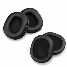 Replacement Leather Ear Pad Cushion For Audio-technica ATH-M40x M50 M50S M20 M30