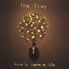 How to Save a Life by The Fray (CD, Sep-2005, Epic) NEW but Case Cracked